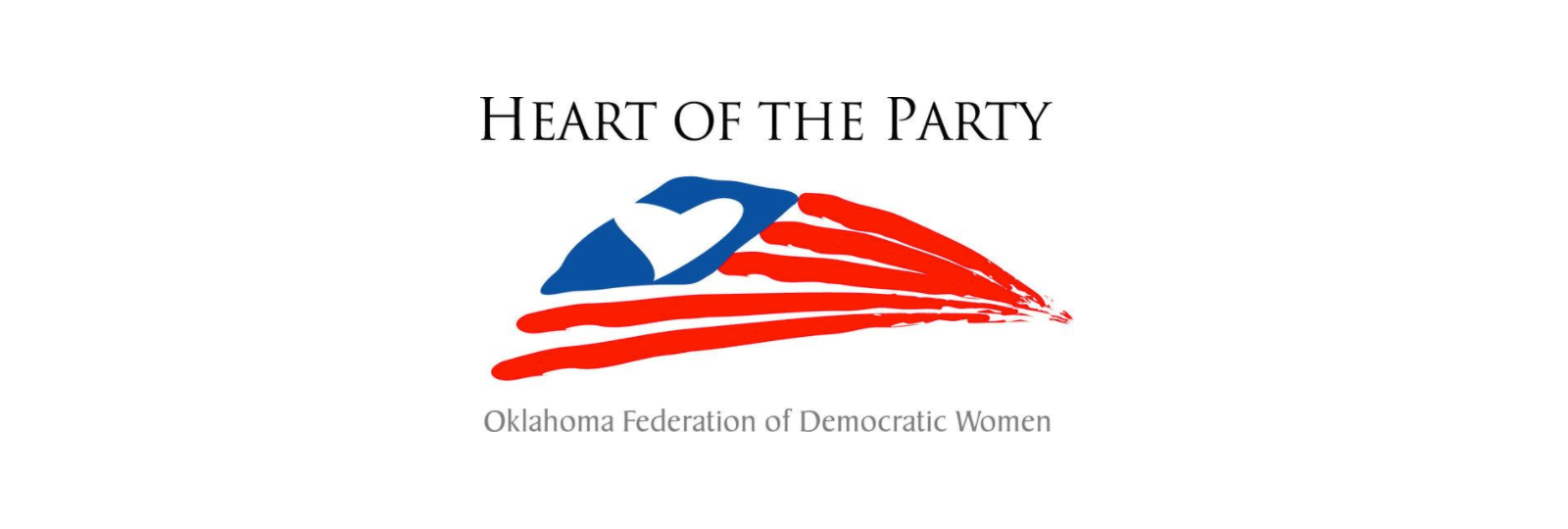 Heart of the Party - Oklahoma Federation of Democratic Women