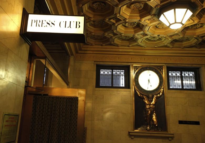 Tulsa Press Club